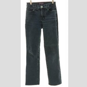 {NYDJ} Not Your Daughters Jeans Straight Leg Sz 2
